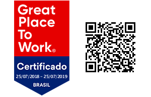 Certificação Great Place To Work 2018-2019